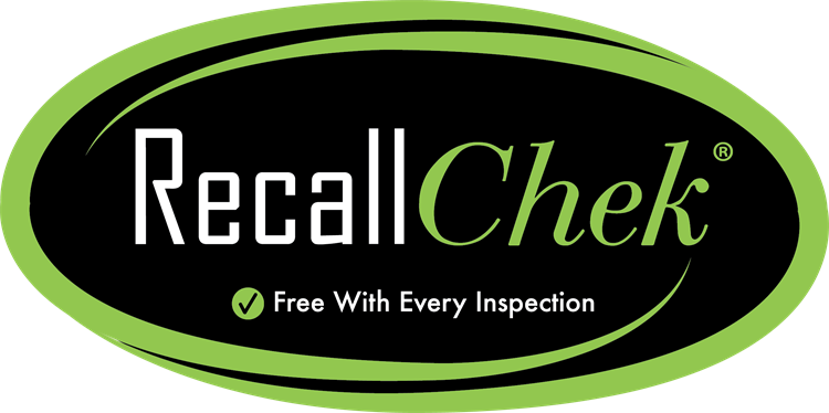 Recall Check on Appliances and HVAC Free with Inspection