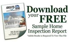 Examine a Free Sample Home Inspection Report
